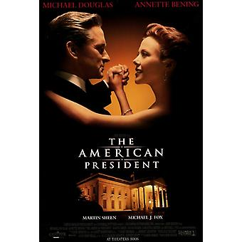 The American President Movie Poster Print (27 x 40)