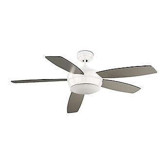 LEDS C4 Design Ceiling Fan Samal weiß 132 cm/52