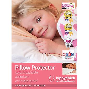Hippychick Pillow Protector 75x50cm - White