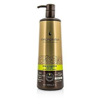 Macadamia Natural Oil professionelle Ultra rige fugt balsam 1000ml / 33.8 oz
