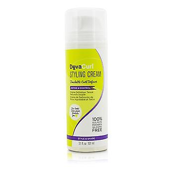 DevaCurl Styling Cream (Touchable Curl definition - definere & styre) 151ml/5.1 oz