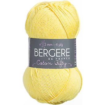 Bergere De France Coton Fifty Yarn-Citron COTTON-42650