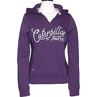 Caterpillar C1910781 Ladies Workwear Sweat Shirts Hood Acrylic Female Garment