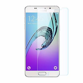 2 x 100% GENUINE TEMPERED GLASS SCREEN PROTECTOR FOR SAMSUNG GALAXY A7 (2016)