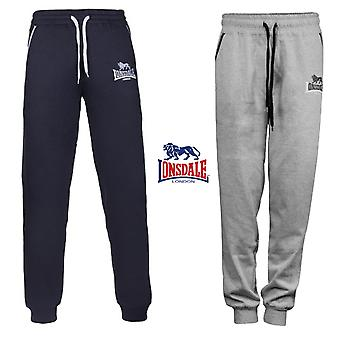 Lonsdale Men sweatpants Two Tones