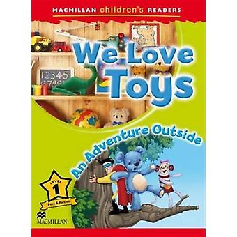 Macmillan Children's Readers Level 1: We Love Toys (Paperback) by Shipton Paul