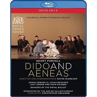 H. Purcell - Dido & Aeneas [BLU-RAY] USA import
