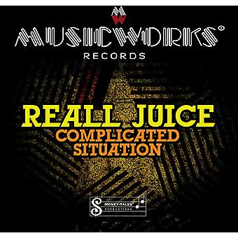 Reall Juice - Complicated Situation [CD] USA import