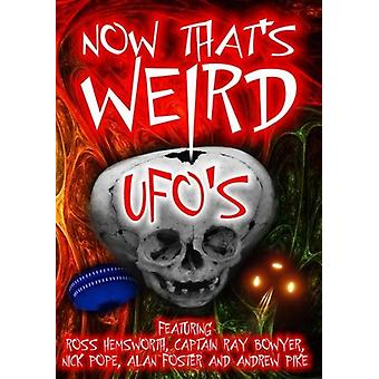 Nu Thats Weird-ufoer [DVD] USA importerer