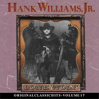 Hank Williams Jr. - Lone Wolf [CD] USA importerer