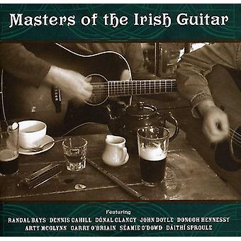 Maestros de la guitarra irlandesa - amos de la importación de USA guitarra irlandesa [CD]