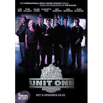 Enhed One: Serie 3 [DVD] USA importerer