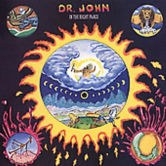Dr. John - In the Right Place [CD] USA import