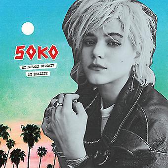Soko - min drømme diktere min virkelighed [CD] USA importerer