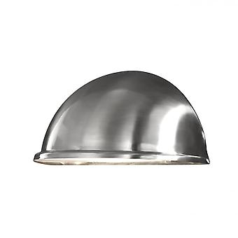 Konstsmide Torino Wall Light Stainless Steel