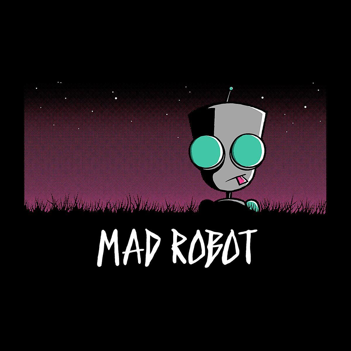 Mad Robot Gir Invader Zim Women's Sweatshirt