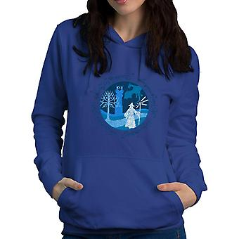 Lord Of The Rings Gandalf A Wise Man's Journey Women's Hooded Sweatshirt