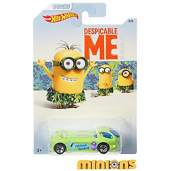 Hot Wheels Hot Wheels Vehículos Minions