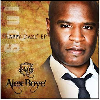 Alex Boye - glade Daze EP [CD] USA import