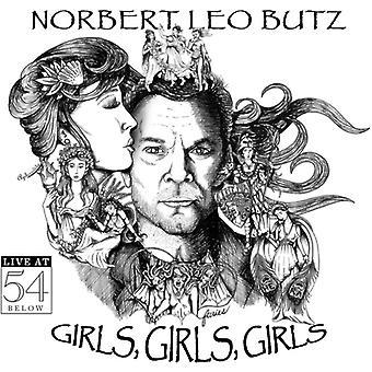 Norbert Leo Butz - piger piger piger - Live på 54 nedenfor [CD] USA import