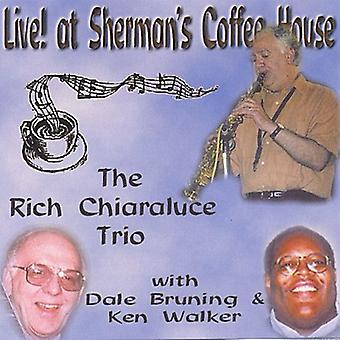 Dale Bruning - Live! at Shermans Coffee House [CD] USA import