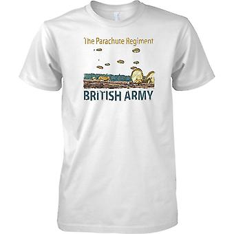 The Parachute Regiment - British Army - Mens T Shirt