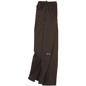 Déluge Overtrousers jambe courte Berghaus féminines - noir