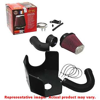 K&N Intake Kit - 57i Performance Induction Kit 57i-9500 Fits:UNIVERSAL 0 - 0 NO