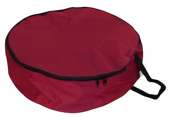 Electrical Mains Cable Zipped Carry Bag / Cover in waterproof nylon material