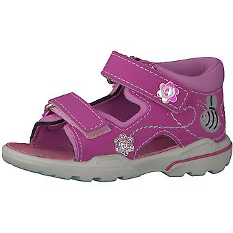 Ricosta Pepino piger Kittie sandaler slik Pink blomster