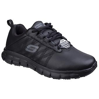 Skechers Womens/Ladies SK76576EC Sure Track Erath SR Ladies Lace Up Shoes