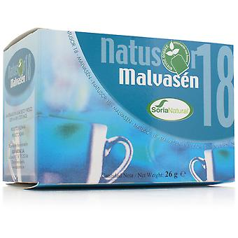 Soria Natural Natusor-18 Malvasen Infusion (Herbalist's , Infusions)