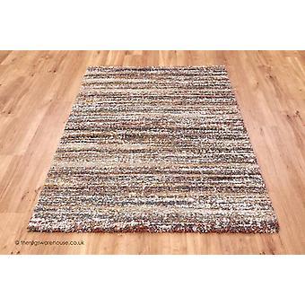Równik Mix brązowy dywan