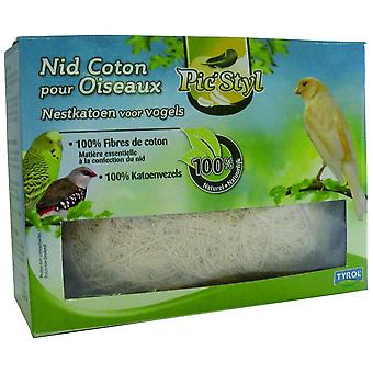 Tyrol Cotton Nest For Birds (Birds , Bird Cage Accessories , Nests and Complements)