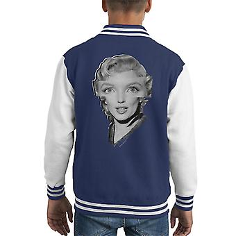 Marilyn Monroe The Prince And The Showgirl 1956 Kid's Varsity Jacket