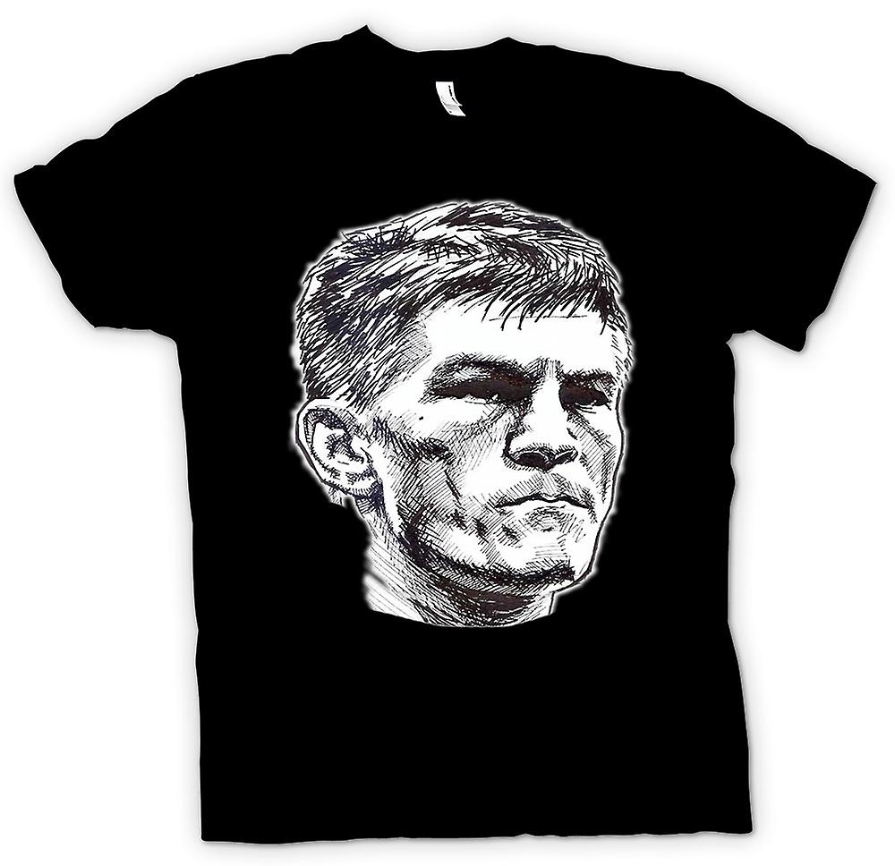 Womens T-shirt - Ricky Hatton - Boxing Champ
