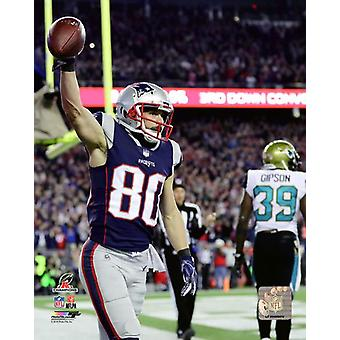 Danny Amendola Touchdown 2017 AFC Championship Game Photo Print