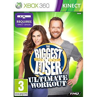 Le plus grand perdant Ultimate Workout - Kinect Compatible (Xbox 360)