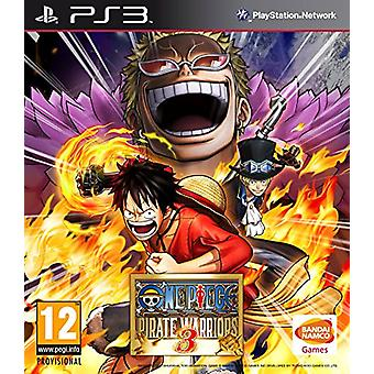 One Piece Pirate Warriors 3 (PS3) - Factory Sealed