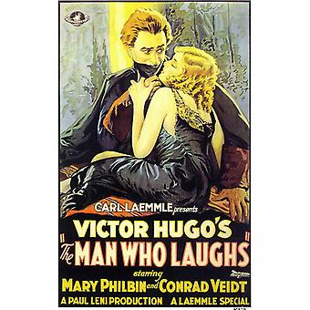 The Man Who Laughs Movie Poster (11 x 17)