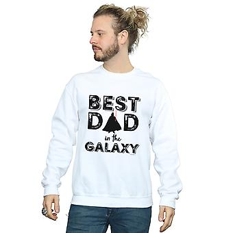 Star Wars Men's Best Dad In The Galaxy Sweatshirt