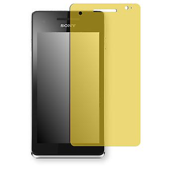 Sony Xperia LT25c screen protector - Golebo view protective film protective film