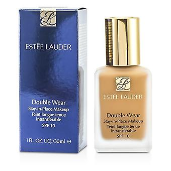 Estee Lauder Double Wear verblijf In plaats make-up SPF 10 - nr. 98 gekruide zand (4N2) - 30ml / 1oz