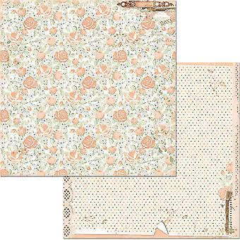 Once Upon A Lifetime Double-Sided Cardstock 12