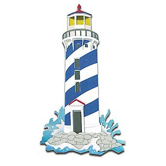 Jolee's Boutique Dimensional Stickers-Lighthouses
