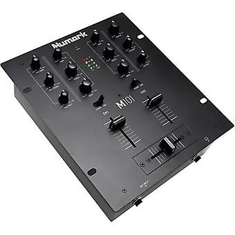 DJ Mixer Numark M101 schwarz