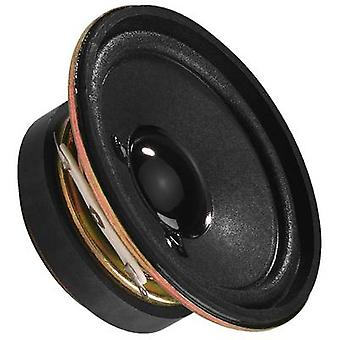 2  5 cm Mini speaker Monacor SP-6/4 3 W