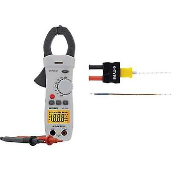 VOLTCRAFT VC-519 Clamp meter Digital Calibrated to: Manufacturer's standards (no certificate) CAT III 600 V Display (co