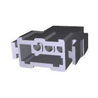 TE Connectivity Pin enclosure - cable Metrimate Total number of pins 3 Contact spacing: 5 mm 207359-1 1 pc(s)