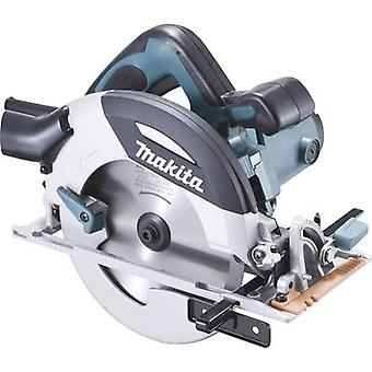 Makita HS7101J1 Handheld circular saw 190 mm incl. case 1400